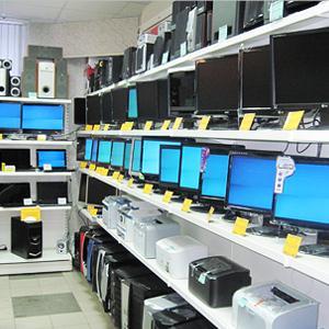 Компьютерные магазины Лысьвы