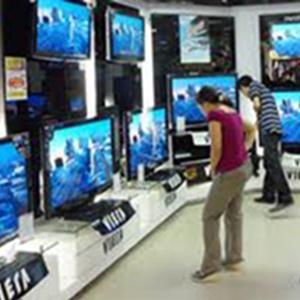 Магазины электроники Лысьвы