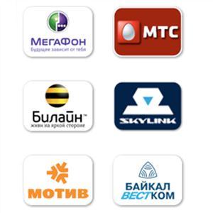 Операторы сотовой связи Лысьвы