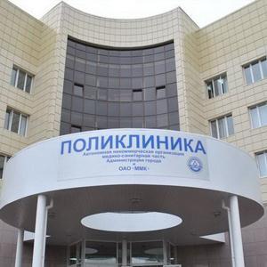 Поликлиники Лысьвы