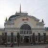 Железнодорожные вокзалы в Лысьве